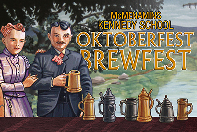 2nd Annual Kennedy School Oktoberfest Brewfest