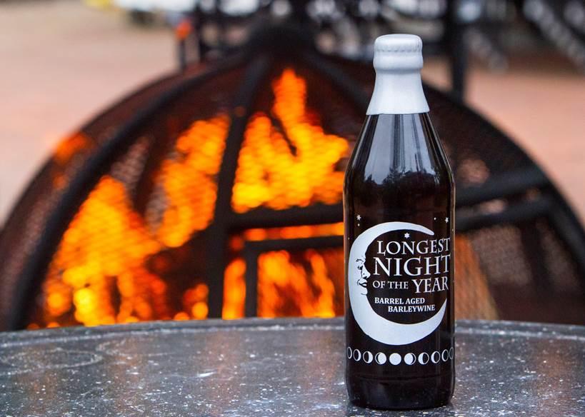 Longest Night Beer Tasting at Anderson School