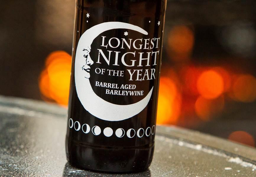 Longest Night Beer Tasting at Old St. Francis School
