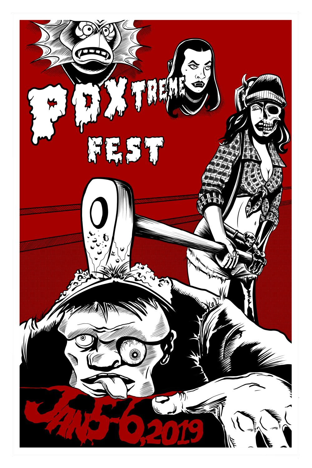 PDXtreme Film Fest, Day Two