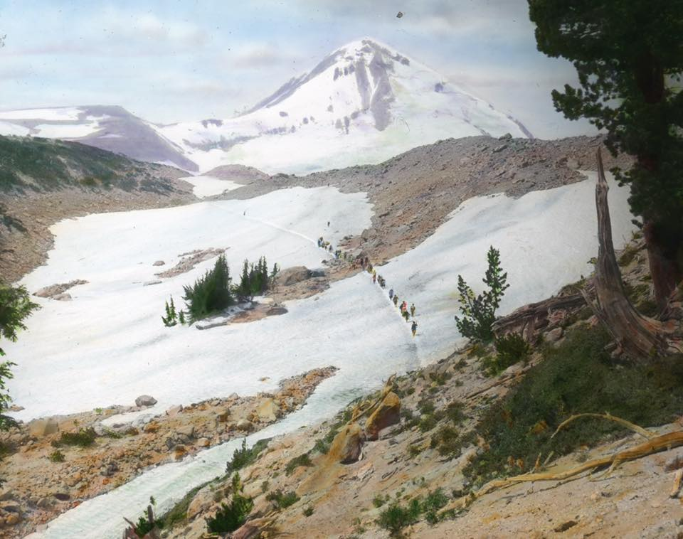 We Go Up: A History of Mountaineering & Mazamas