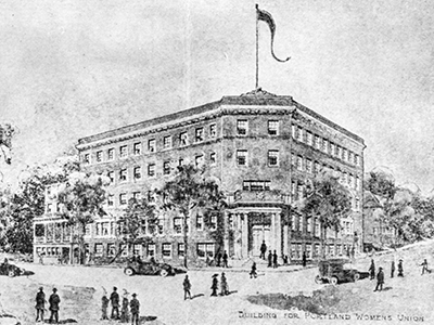 The Martha Washington Hotel: Portland's Early Affordable Housing Endeavor