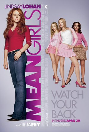 Mean Girls (PG-13)