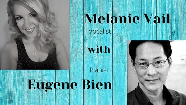 Melanie Vail and Eugene Bien