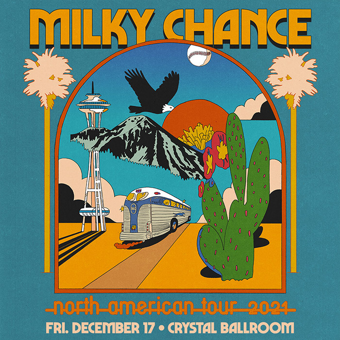 Milky Chance - North American Tour 2021