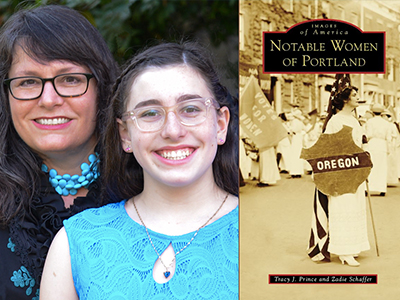 Book Launch Party for Notable Women of Portland