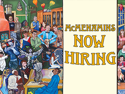 Open Hiring Call (in the Children's Cottage)