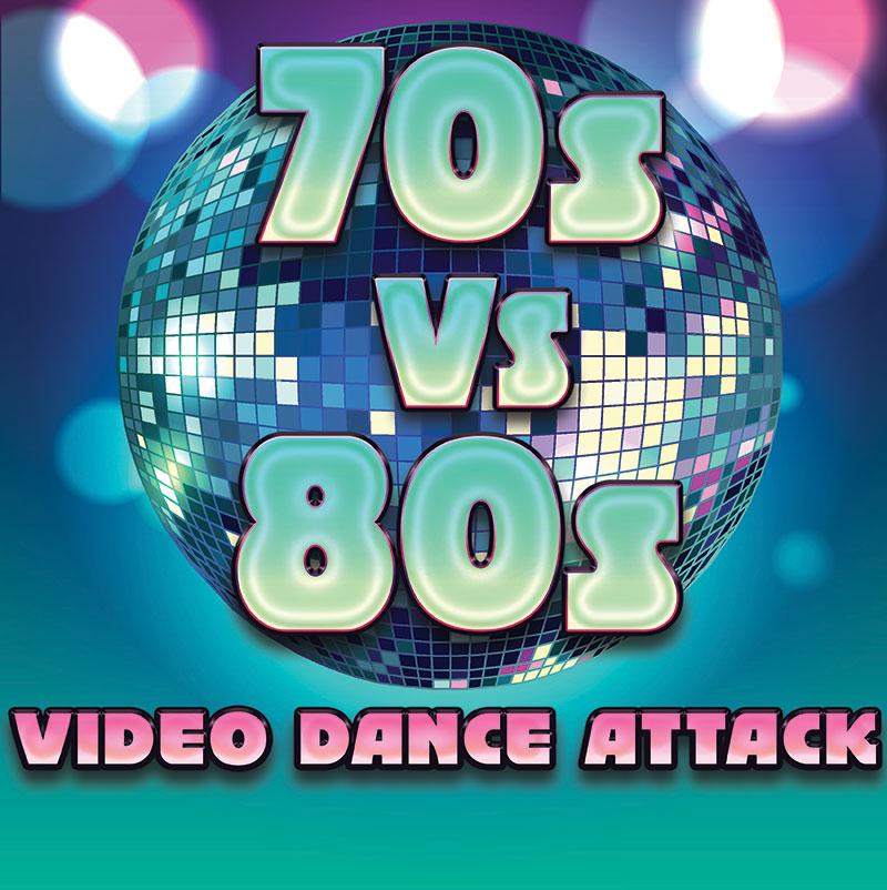 Video Dance Attack: '70s vs '80s