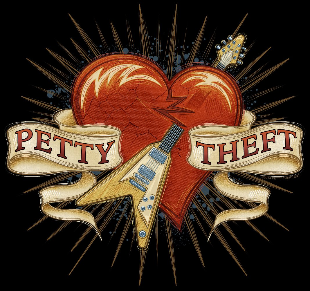 with Petty Theft - San Francisco Tribute to Tom Petty and the Heartbreakers