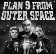Plan 9 From Outer Space (NR) [1959]