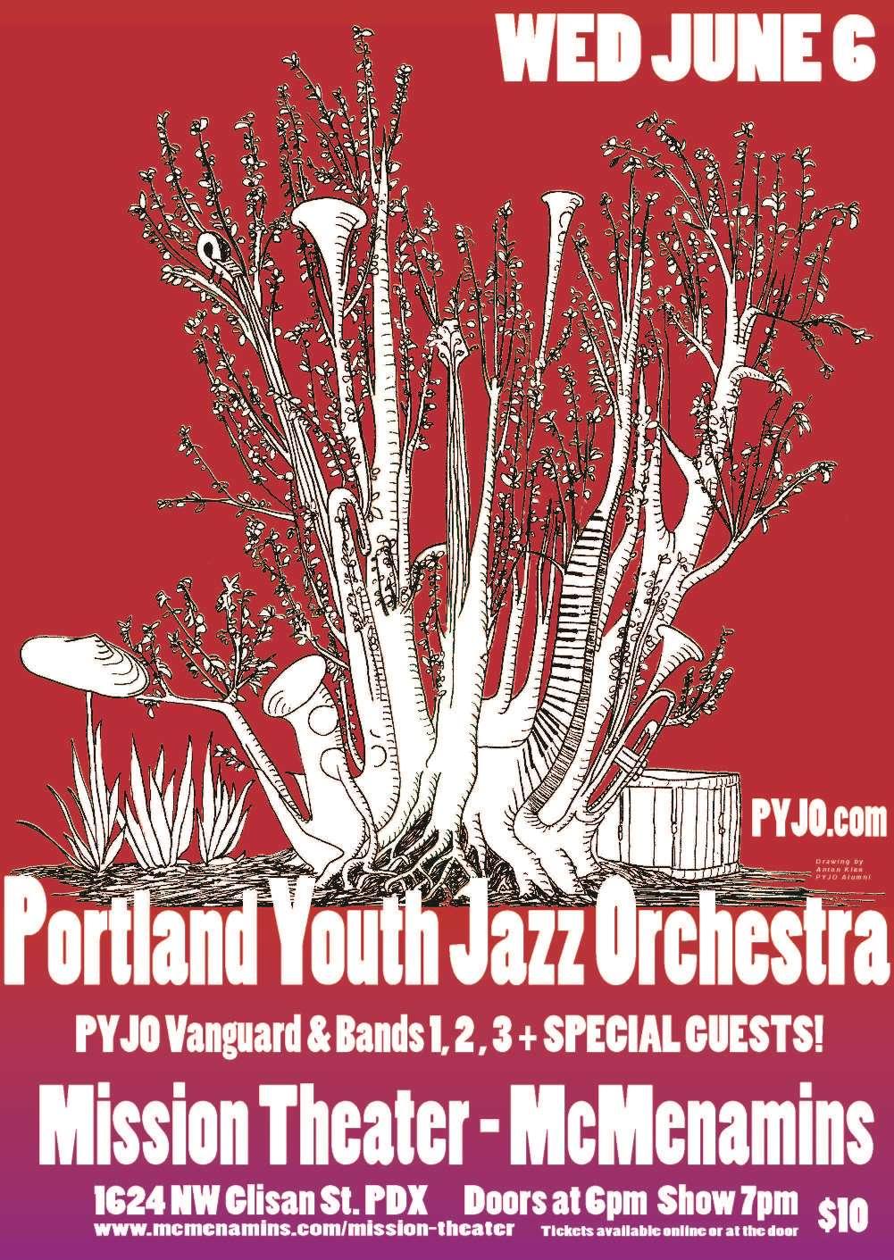 PYJO Vanguard & Bands 1, 2, & 3