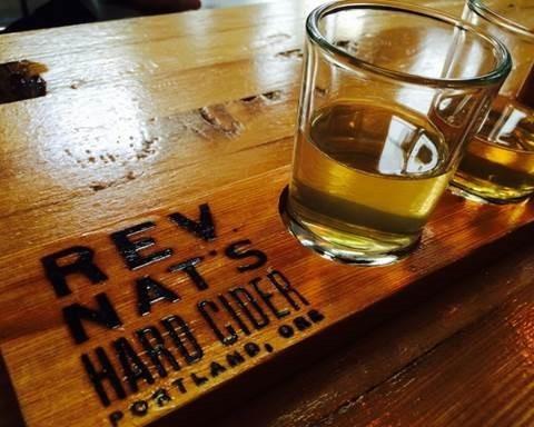 Reverend Nat's Tasting