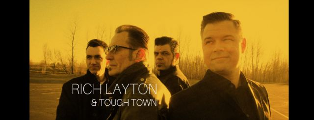 Rich Layton and the Troublemakers