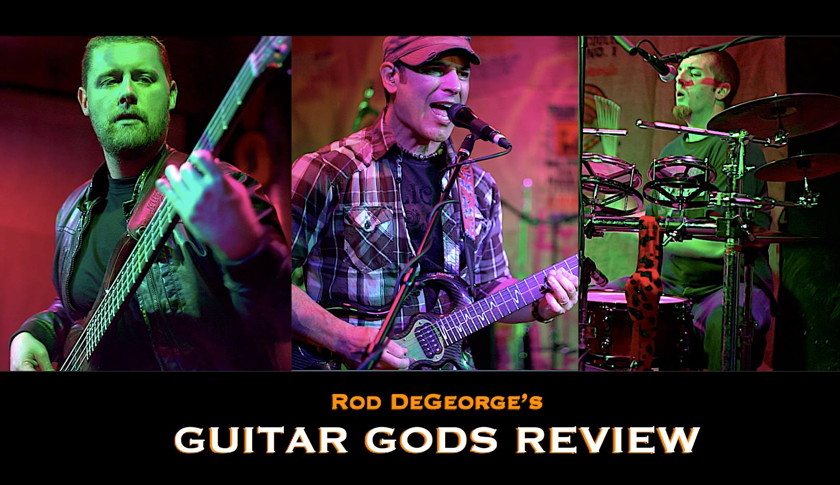 Rod DeGeorge Guitar God Review