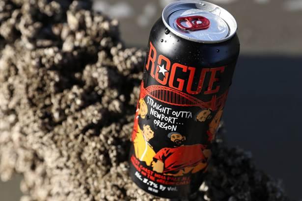 Rogue Brewing Beer Tasting