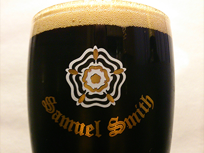 Samuel Smith Oatmeal Stout On Tap