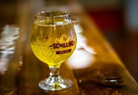 Schilling Cider Tasting