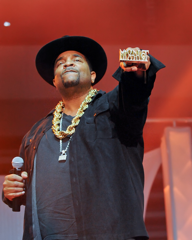 Halloween Party with Sir Mix A Lot