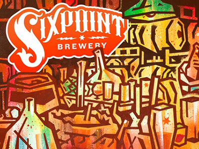 Sixpoint Brewery Tasting