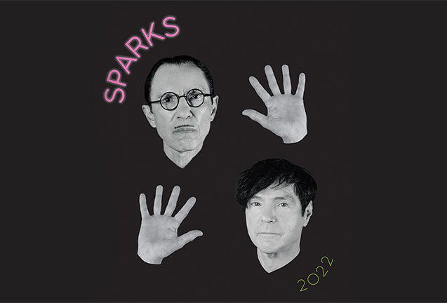 An evening with Sparks