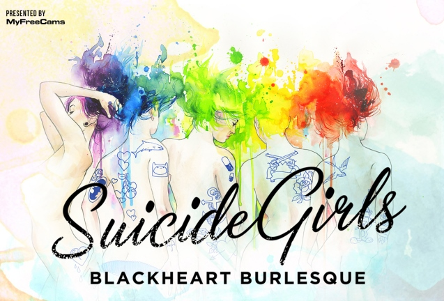 Suicide Girls: Blackheart Burlesque