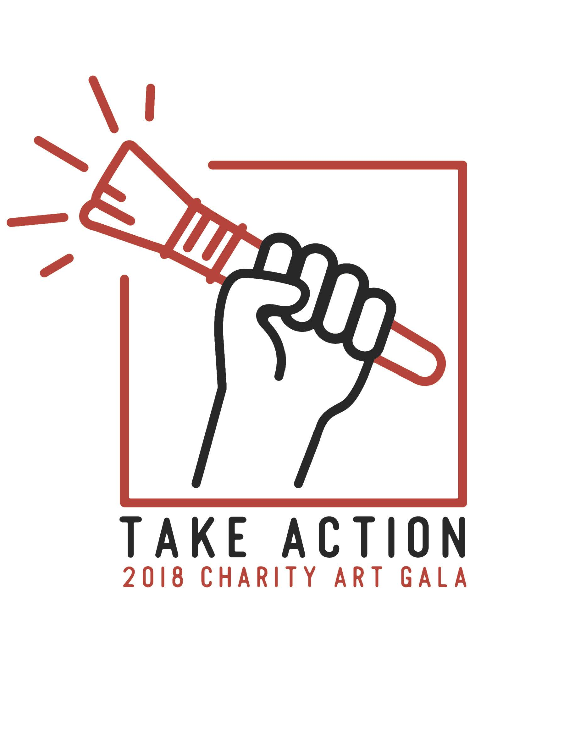 TAKE ACTION Fundraiser