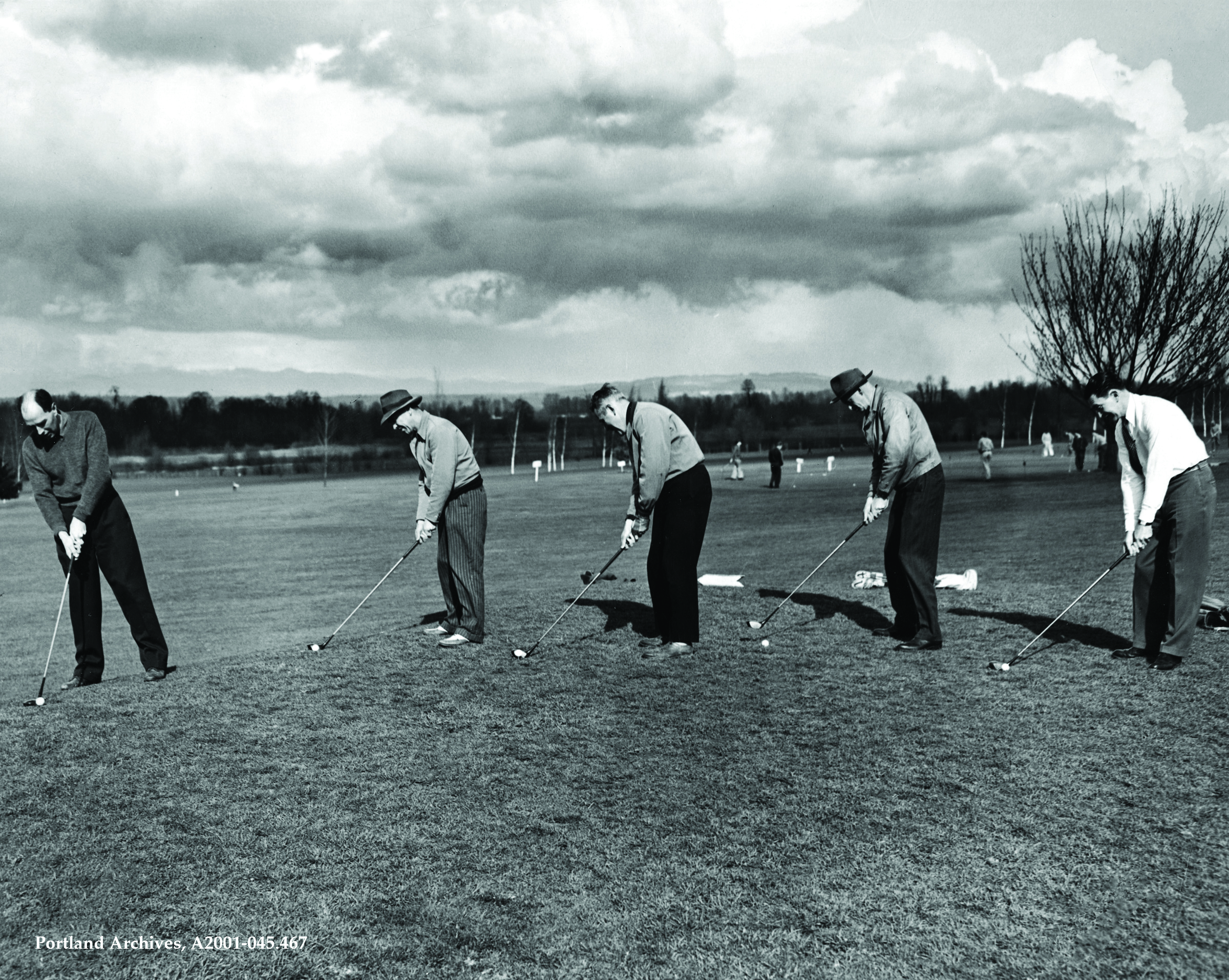 The Long Game: 100 Years of Portland Parks Golf