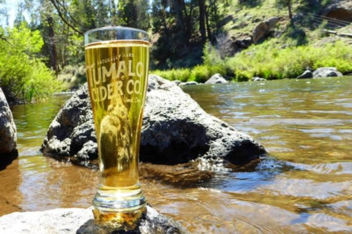 Tumalo Cider Co. Tasting