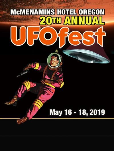 20th Annual McMenamins UFO Festival