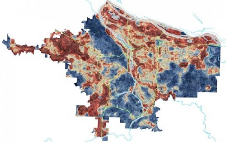 City Science: The Urban Effects of Climate Change on Portland