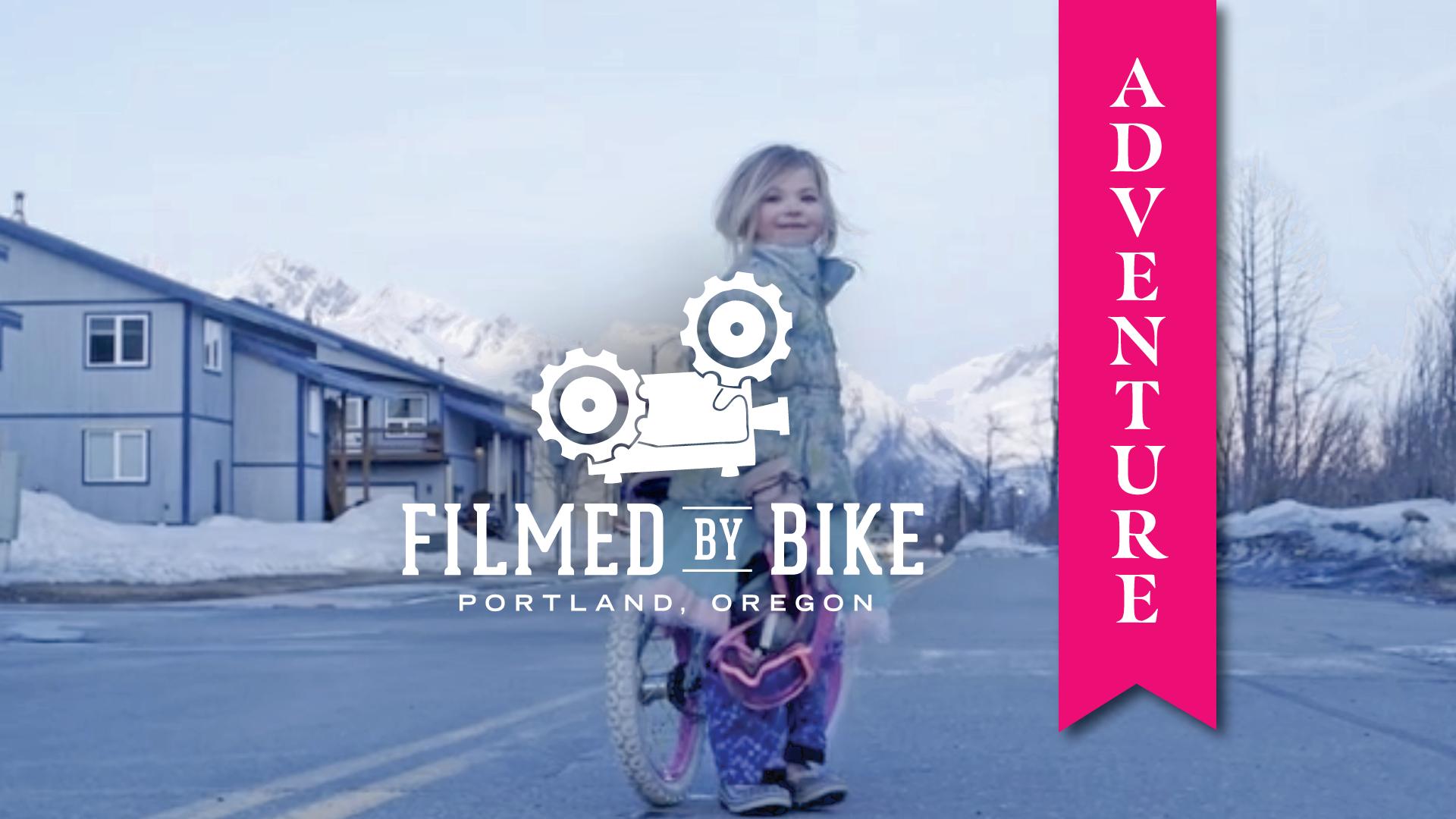 Filmed By Bike: Adventure Shorts