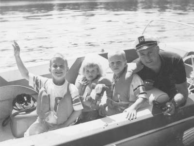 """My Music Man"": Seven Generations Growing Up Near Oregon's Willamette River"
