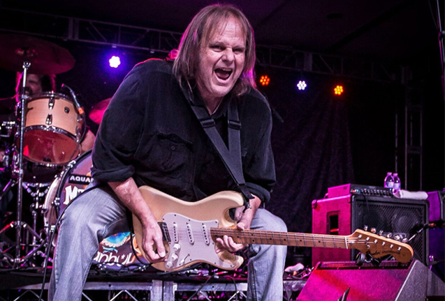 An Evening With Walter Trout