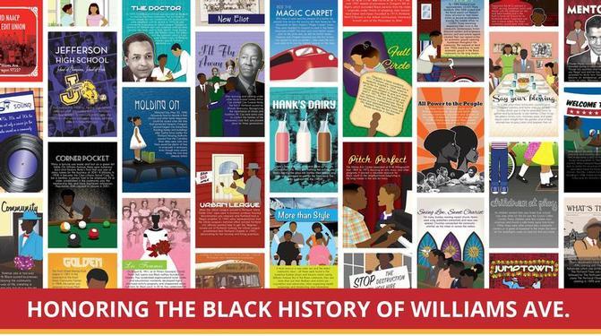 Williams Avenue's Black History Corridor