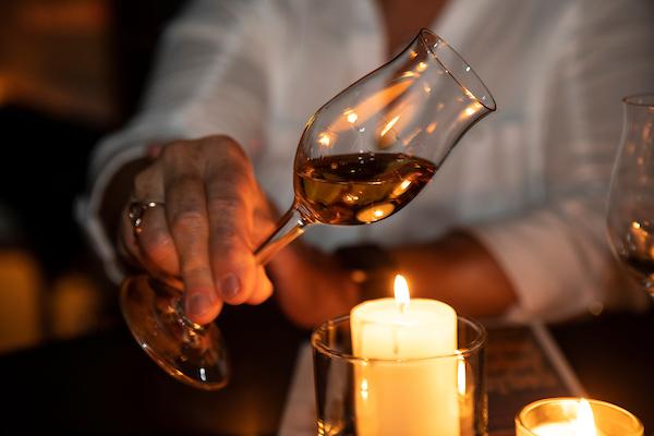 Winter Brandy Tasting