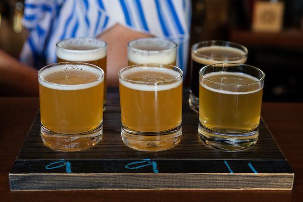 Saturday Samplings: Hopworks Urban Brewery Tasting