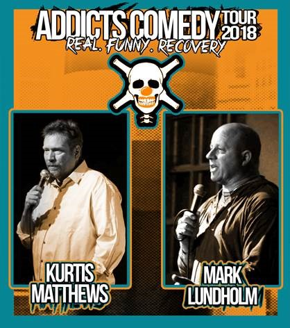 The Addicts' Comedy Tour