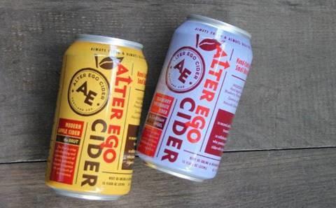 Alter Ego Cider Tasting