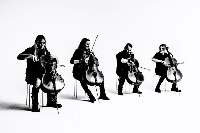 An evening with Apocalyptica