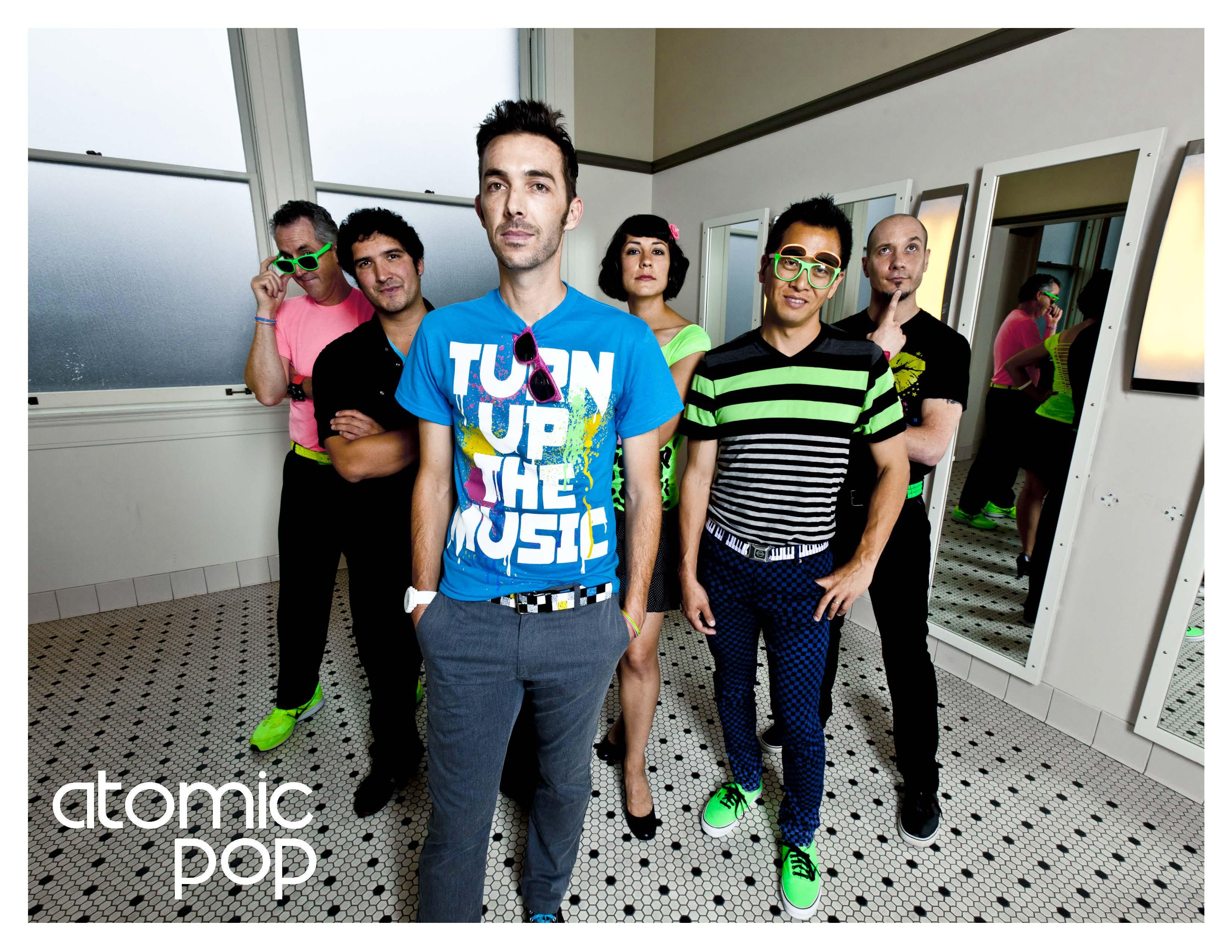 Atomic Pop