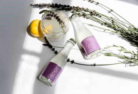 Aurora CBD Elixir tasting