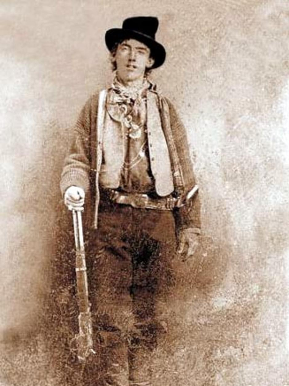 Billy the Kid: Man and Mystery