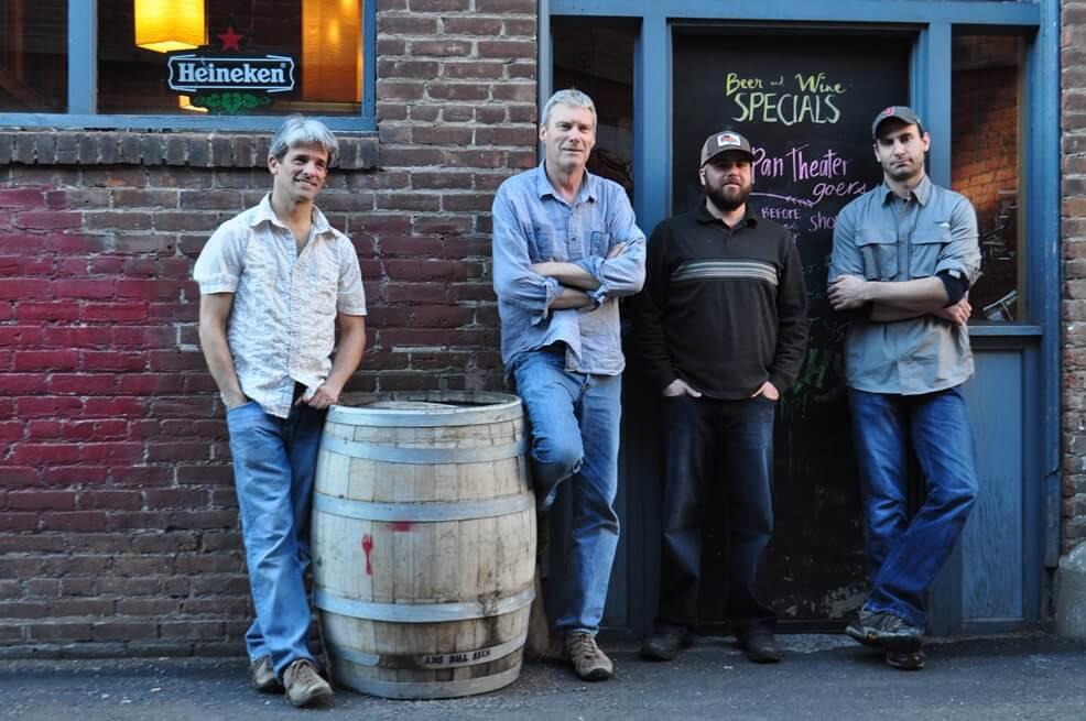 Blackstrap Bluegrass