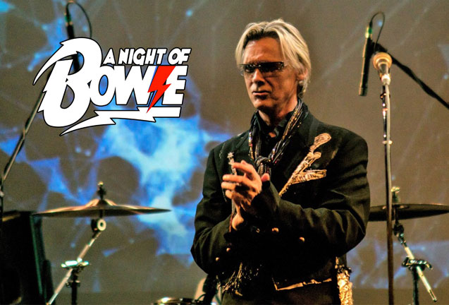 A Night Of Bowie (David Bowie)