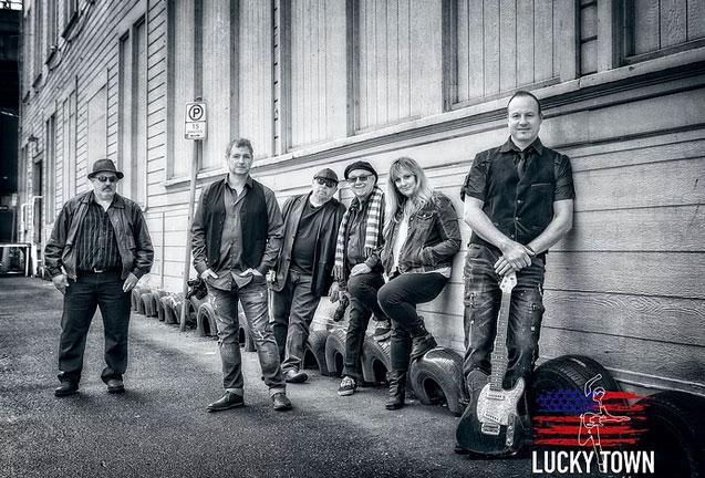 Lucky Town (Bruce)