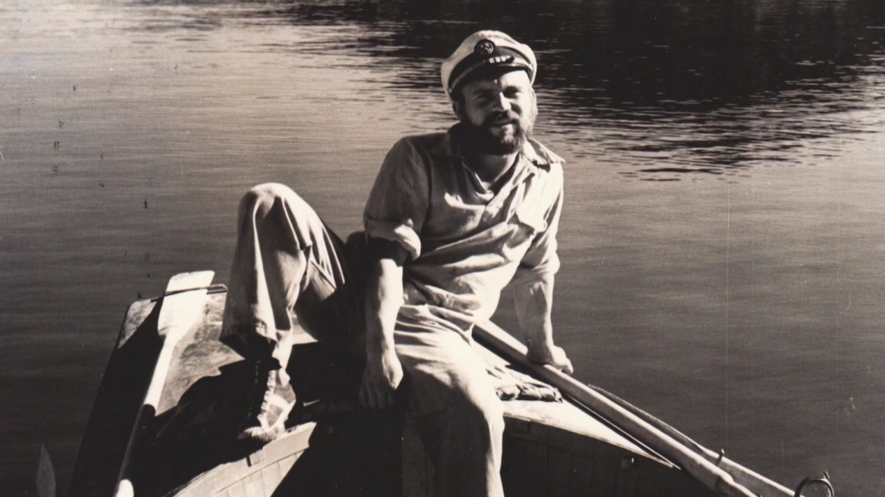 "Haldane ""Buzz"" Holmstrom – Oregon Boatman Who Changed Grand Canyon River Running History"