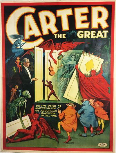Carter the Great: His World-Renowned Magic Career & Accidental Revival