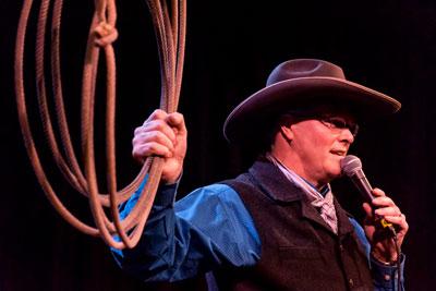Rhyme 'Em Cowboy