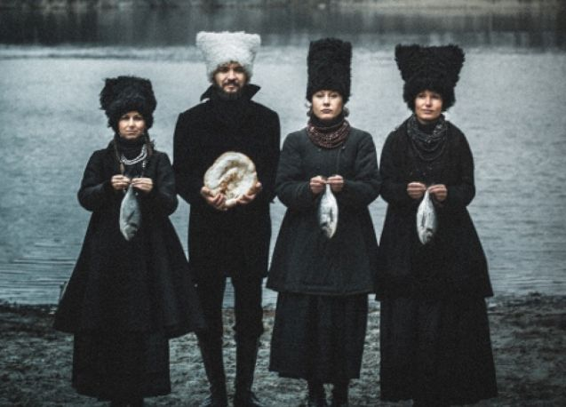 DakhaBrakha + Yemen Blues