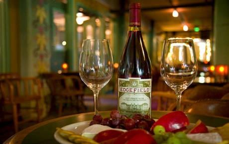 Edgefield Wine Tasting